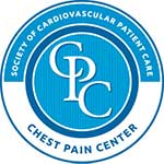 Society of Chest Pain Centers logo