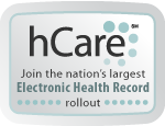 hCare: Join the nation's largest Electronic Health Record rollout.